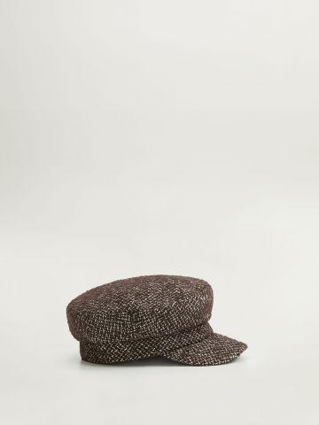 כובע צמר קסקט