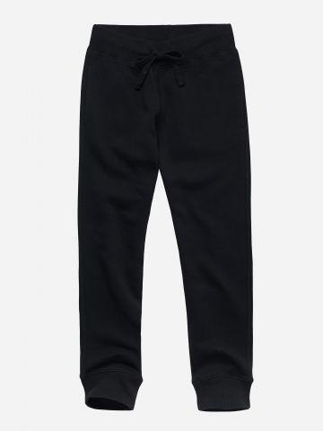 מכנסי טרנינג פוטר ארוכים עם כיסים