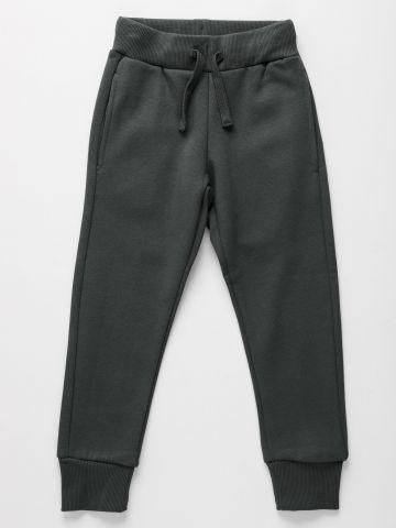 מכנסי טרנינג עם גומי מותן / בנים של FOX