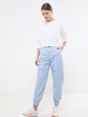 מכנסי דגמ״ח עם כיסים