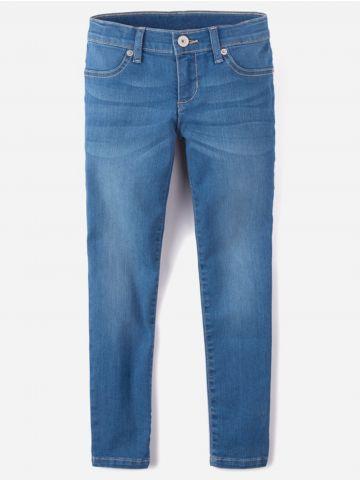 ג'ינס סקיני ווש / בנות