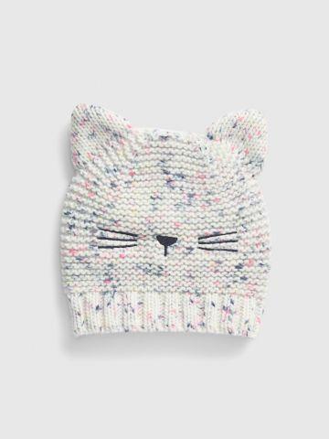 כובע גרב חתול / בנות