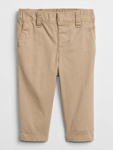 מכנסי צ'ינו ארוכים / 0-24 M