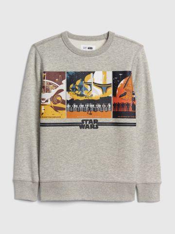 סווטשירט Star Wars / בנים