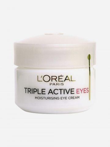 קרם עיניים פעולה משולשת Triple Active