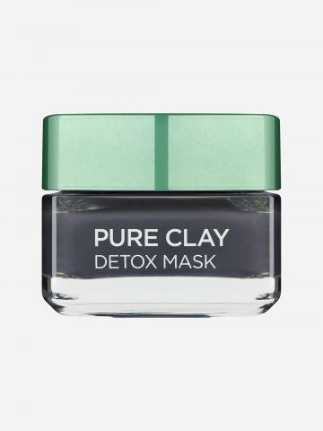 מסיכת חימר לניקוי Pure Clay Detox Mask