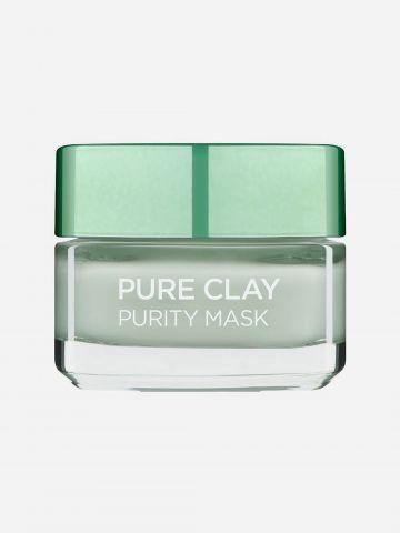 מסכת חימר לטיהור העור Pure Clay - Purity Mask