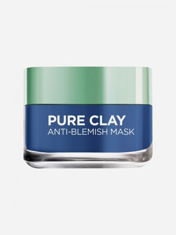 מסכת חימר Pure Clay Mask