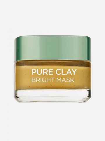 מסכת חימר לאפקט הארה Pure Clay Clarify & Smooth Mask