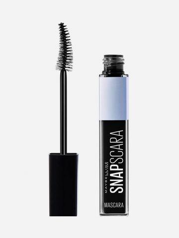 מסקרה Black / Snapscara Washable Mascara