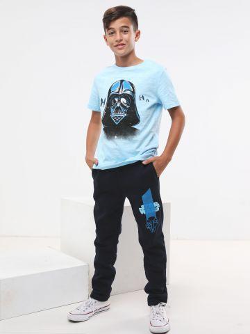 מכנסי טרנינג פוטר ארוכים Star Wars