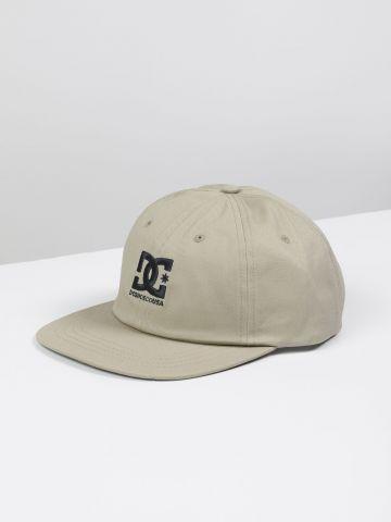 כובע מצחייה עם רקמת לוגו DC / גברים