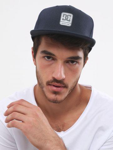 כובע מצחייה עם פאץ' לוגו DC / גברים