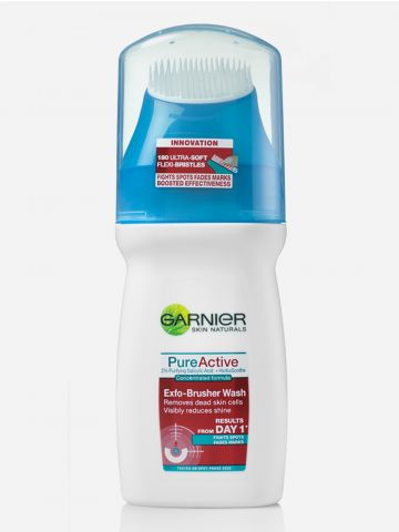 ג'ל לניקוי עמוק Pure Exfobrusher