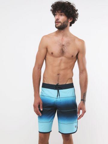 מכנסי בגד ים לוגו אומברה