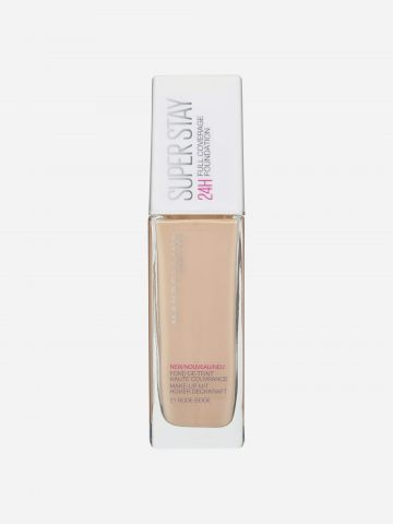 מייקאפ Nude 21 / Superstay 24 Hour Foundation