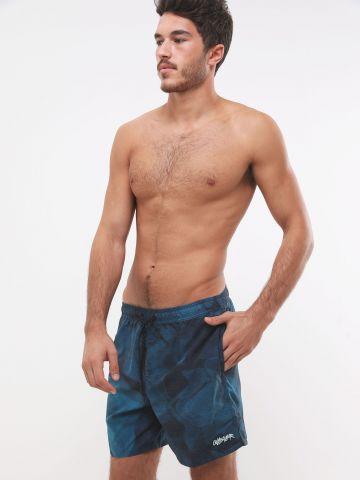 מכנסי בגד ים טאי דאי עם שרוך קשירה