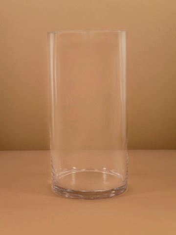 אגרטל זכוכית גבוה