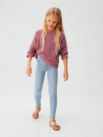 ג'ינס סטרץ' בגזרת סקיני