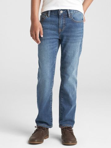 ג'ינס בשטיפה בהירה / בנים