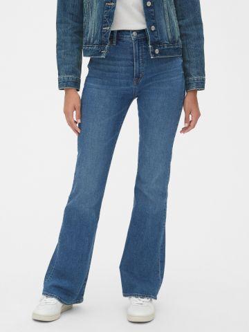 ג'ינס מתרחב בשטיפה כהה Gap 50th anniversary