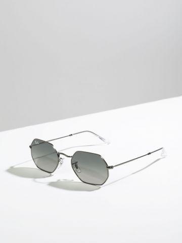 משקפי שמש מתומנים Octagonal