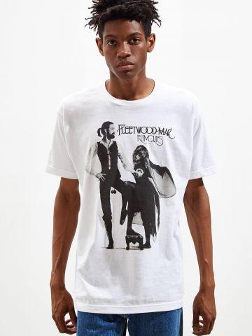 טי שירט עם הדפס UO Fleetwood Mac