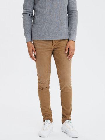 ג'ינס סקיני ווש ארוך של AMERICAN EAGLE