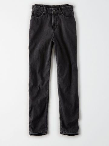 ג'ינס בגזרת Curvy Mom / נשים