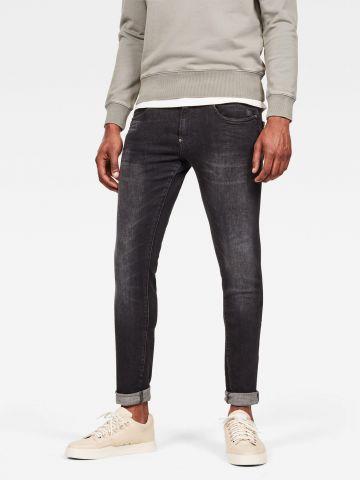 ג'ינס סקיני עם הבהרות Revend Skinny