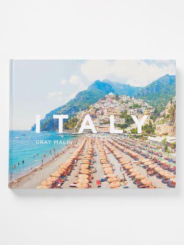 ספר צילומים Italy