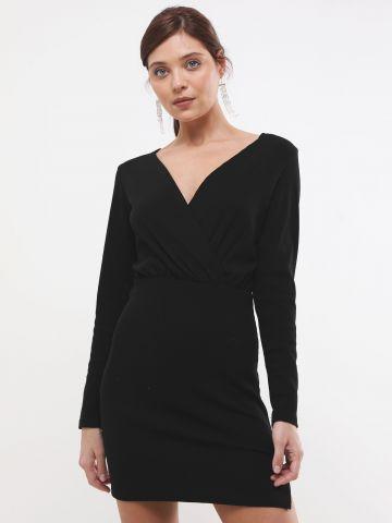 שמלת ריב מיני מעטפת