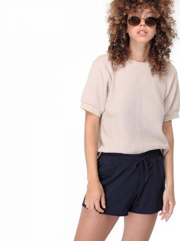 מכנסי טרנינג קצרים