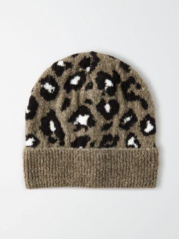 כובע גרב בדוגמת חברבורות