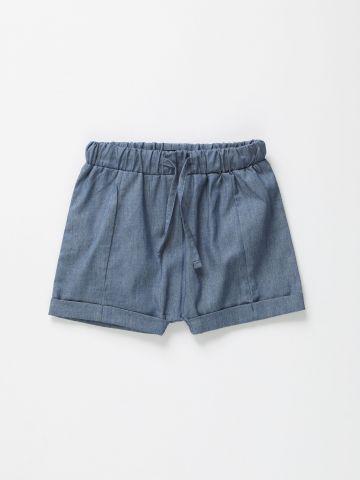 מכנסיים קצרים דמוי ג'ינס / 3M-2Y