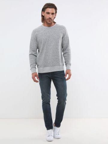 ג'ינס סקיני עם שפשופים Legacy