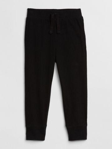 מכנסי טרנינג עם גומי ושרוך / 12Y-5Y