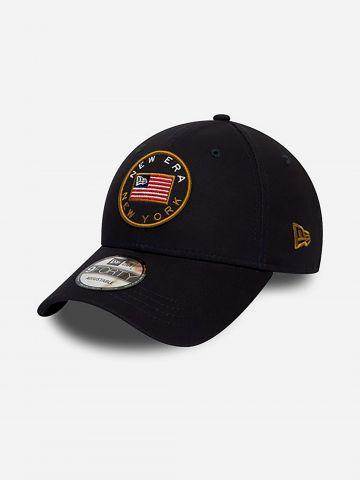 כובע מצחייה רקמת לוגו 9FORTY / גברים