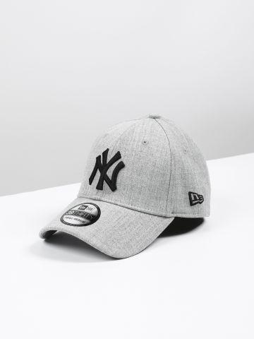 כובע מצחיה יאנקיז לוגו 39THIRTY / גברים