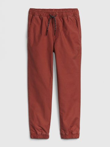 מכנסיים ארוכים עם גומי במותן / בנים