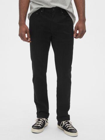 ג'ינס ארוך בגזרת Slim