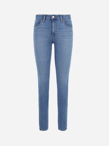 מכנסי סקיני ג'ינס בגזרה גבוהה 721 / נשים של LEVIS