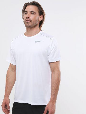 חולצת ריצה עם שרוולים קצרים Dri-FIT Miler