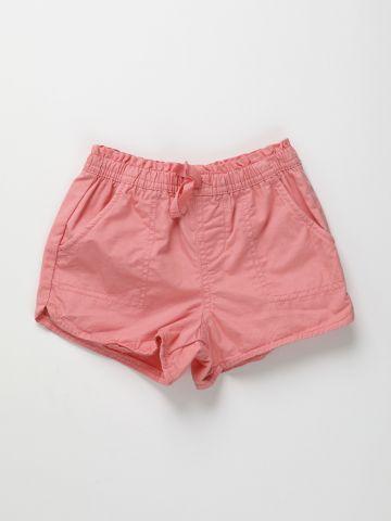 מכנסיים קצרים עם כיסים / 12M-5Y