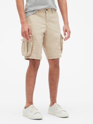 """מכנסי דגמ""""ח קצרים של GAP"""
