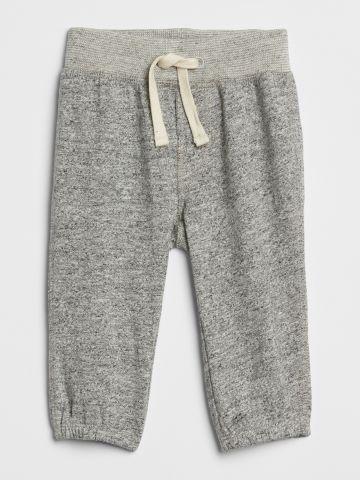 מכנסי טרנינג עם כיס / 0-24M