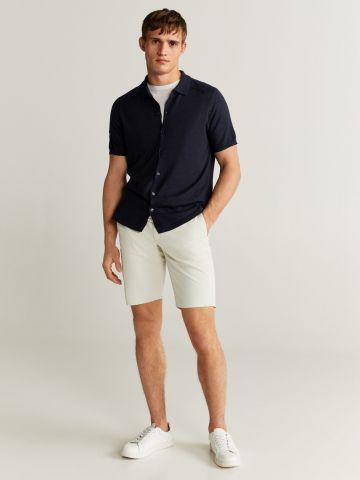 מכנסי ברמודה קצרים