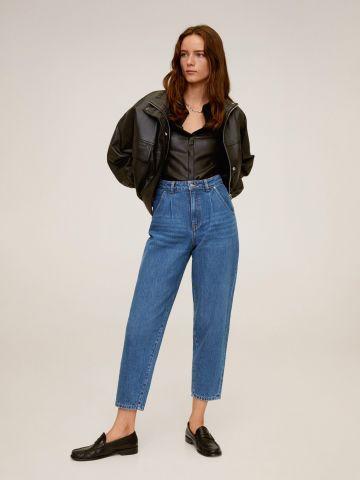ג'ינס רחב Regina slouchy