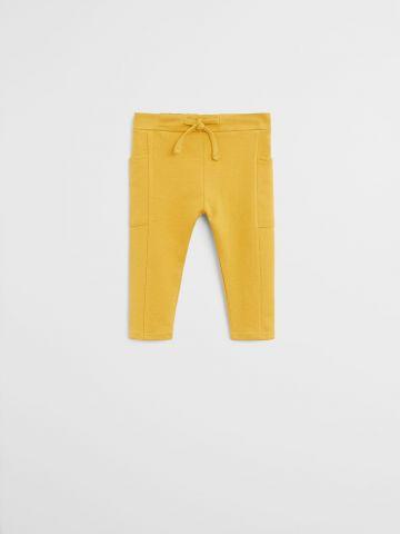 מכנסיים ארוכים עם כיסים / 9M-4Y