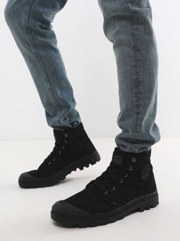 נעלי קנבס גבוהות Pallabrousse / גברים